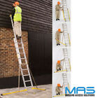 Trade Ladders Double & Triple Extension Ladders Aluminium Ladders UK Manufacture