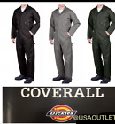 DICKIES LONG SLEEVE DELUXE BLENDED COVERALL #48799 MENS WORK S-4XL