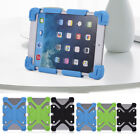 Shockproof Soft Silicone Stand Cover Case For Apple iPad Mini Pro 7.9-12 inch BT
