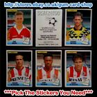 PANINI VOETBAL '93 NETHERLANDS STICKERS (100 - 199) *PLEASE SELECT STICKERS*