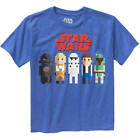 Star Wars Galaxy Bits Boys' Official Licensed T-Shirt $7.95 USD on eBay