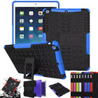 7.9-10.5 Inch Rubberized Shockproof Rugged Hard Case For iPad Mini/Air/Pro Cover