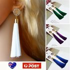 Earrings Tassel Dangle Women Bohemian Fashion Drop Long Vintage Style Jewelry
