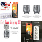 5X SMOK V8 Baby /M2 Core Replacement Coil for Stick V8 Kit / TFV8 Big Baby Beast