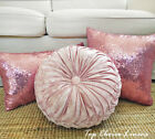 Home Decorative Lovely Pink Tones Pillow/Cushion Cover