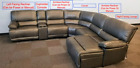GENUINE TOP GRAIN LEATHER MODULAR SECTIONAL SOLD BY THE PIECE