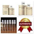 Chanel ALLURE HOMME EDITION BLANCHE EDP sample decants 3ml 5ml 10ml 15ml 30ml