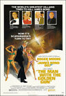 The Man With The Golden Gun Movie Poster Print - 1974 - Action Adv - 1 Sheet Art $19.95 USD
