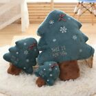 Christmas Style Cotton Linen Pillow Case Sofa Throw Cushion Cover Home Decor