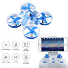 Mini RC Quadcopter With 0.3MP Camera Wifi Phone God-forsaken Control Drone Helicopter