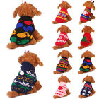 Pet Dog Cat Puppy Sweater Coat For Small Pet Dog Warm Costume Apparel T shirt
