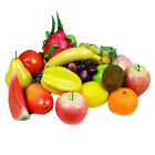 Realistic Lifelike Artificial Plastic Fruit kitchen Fake Display Food Decoration