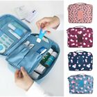 Travel Organizer bag Cosmetic Make up Case Wash Toiletry Storage Pouch New UK