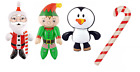 Christmas Inflatable Blow Up Elf Santa Claus Penguin Candy Cane Xmas Decoration