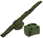 Ngt Carp Fishing Carryall / Bag  With Rod Reel Holdall Bag  Luggage