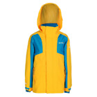Regatta Flume Kids Waterproof Isotex 15000 Extol Stretch 3in1 Jacket Yellow