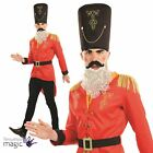 Christmas Xmas Adults Mens Nutcracker Toy Soldier Fancy Dress Costume Ballet New