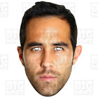 CLAUDIO BRAVO Card Face Mask Life-size or A3 Chilean Goalkeeper Pep Messi City