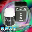 NEW BIOMANIX Ultimate Male Performance Enhancement Longer, Stronger Not a drug