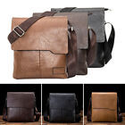 Male Tote Bag Shoulder Leather Messenger Bag Men Fashion Cro