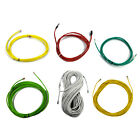 Category 6 CAT6 RJ45 Ethernet Patch Cable 24AWG 1-25 3ft- 100ft Color Options