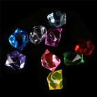 Acrylic Crystal Gem Stone Ice Rocks Table Scatter Confetti Vase Filler 150pcs UK