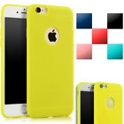 Slim Anti-Scratch Soft Silicone TPU Protective Cover Case For iPhone 6 6s Plus