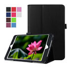 Slim Magnetic Leather Smart Cover Stand Case For iPad Mini 1/2/3 4 Air 2 Pro 9.7