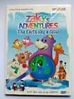 ZAKY'S ADVENTURES  -  SEALED/NEW ONE4KIDS ISLAMIC MUSLIM KIDS DVD/ USA SELLER