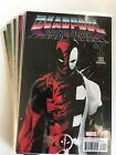 DEADPOOL: BACK IN BLACK #1-5 Complete Set W/ 6 Variants, Marvel (2016) NM