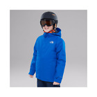 The North Face Youth Snow Quest Jacket (Bright Cobalt Blue)