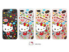 Hello Kitty Fruit Cutie Jelly Slim Bumper Case For Samsung Galaxy Note5 Note7 FE