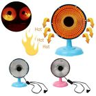 5'' Electric Heater Portable Space Desktop Home Office Winter Warmer Fan Heater