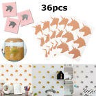 36pcs Unicorn Heads DIY Removable Wall Sticker Decal Vinyl Nursery Bedroom Decor