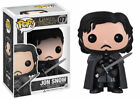 Funko Pop Vinyl Action Figure Game of Thrones Daenerys Jon Snow Wolf With Box