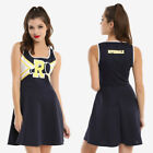 Riverdale Archie Comic Costume Veronica Betty Cheerleader Dress Outfit Hot Topic