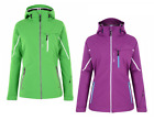 Dare2b Exhilerate Womens Ared VO2 Stretch 15000 Waterproof Breathable Ski Jacket