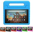 Moko Kids Handle Stand EVA Shockproof Cover Case For Amazon Fire HD 10 2017 7th