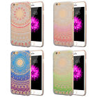 BA_ TOTEM FLOWER PATTERN ULTRA THIN HARD PHONE CASE COVER FOR IPHONE 6 PLUS DIST