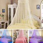 BA_ ELEGANT ROUND LACE INSECT BED CANOPY NETTING CURTAIN DOME MOSQUITO NET GORGR
