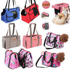 Comfort Pet Dog Handbag Carrier Purse Travel Canvas Carry Bags For Small Animals