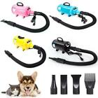 July 4th 800W Portable Dog Cat Pet Groomming Blow Hair Dryer Quick Draw 120V