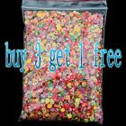 1000Pcs/Bag Nail Art Mix Design Fimo Slices Polymer Clay Stickers Decor Manicure