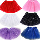 Внешний вид - Ballet Tutu Princess Dress Up Dance Wear Costume Party Girls Toddler Kids Skirt