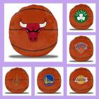 "NBA Licensed Plush Soft Cloud 11"" Travel Throw Toss Pillow - Choose Your Team"