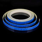Mountain Bike Sticker Safety Decal Tape 1 Set Reflective Bicycle Reflector