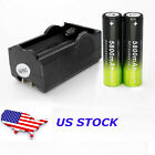 Security Flashlight 7* XML-T6 LED 18650 Battery 5MODE 60000LM Tactical Lamp >