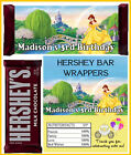 PRINCESS BELLE BIRTHDAY PARTY FAVORS CANDY BAR HERSHEY BAR WRAPPERS