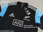 L XL XXL ADIDAS ALL BLACKS PLAYERS PERFORMANCE RUGBY SHIRT jersey NEW ZEALAND