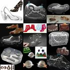 high heels shoes men - 3D High Heels Silicone Fondant Mould Cake Mold Chocolate Baking Sugarcraft,